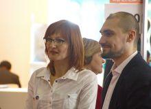 Тульские менеджеры Елена Коротина и Андрей Мазуров.