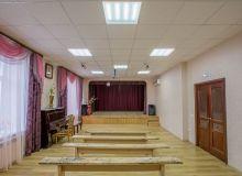Освещение «Православного центра духовного возрождения»