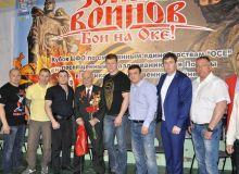Александр Поветкин – почетный гость Кубка ЦФО по смешанным единоборствам