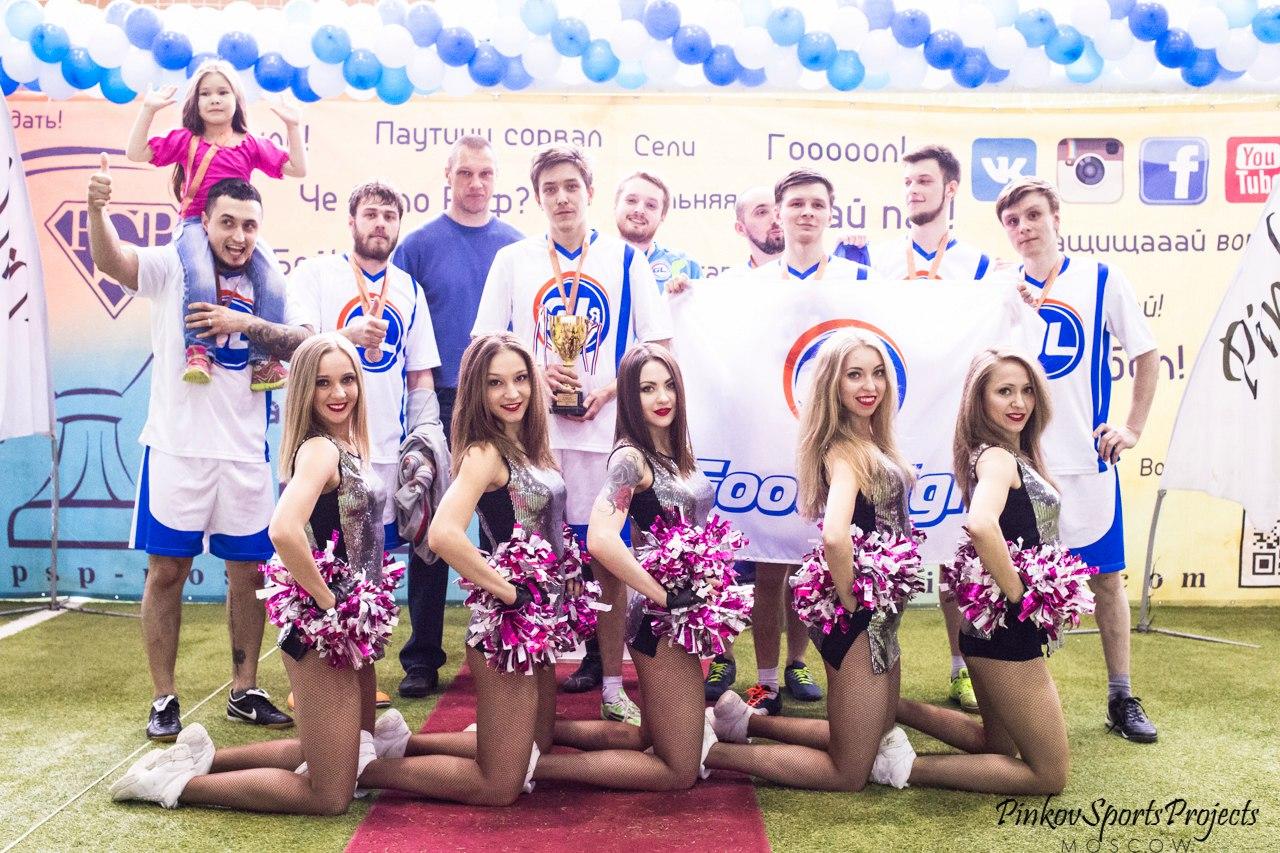 Тульская команда по мини-футболу Good Light
