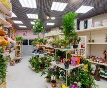 "Название объекта: цветочный магазин ""Клумба"""